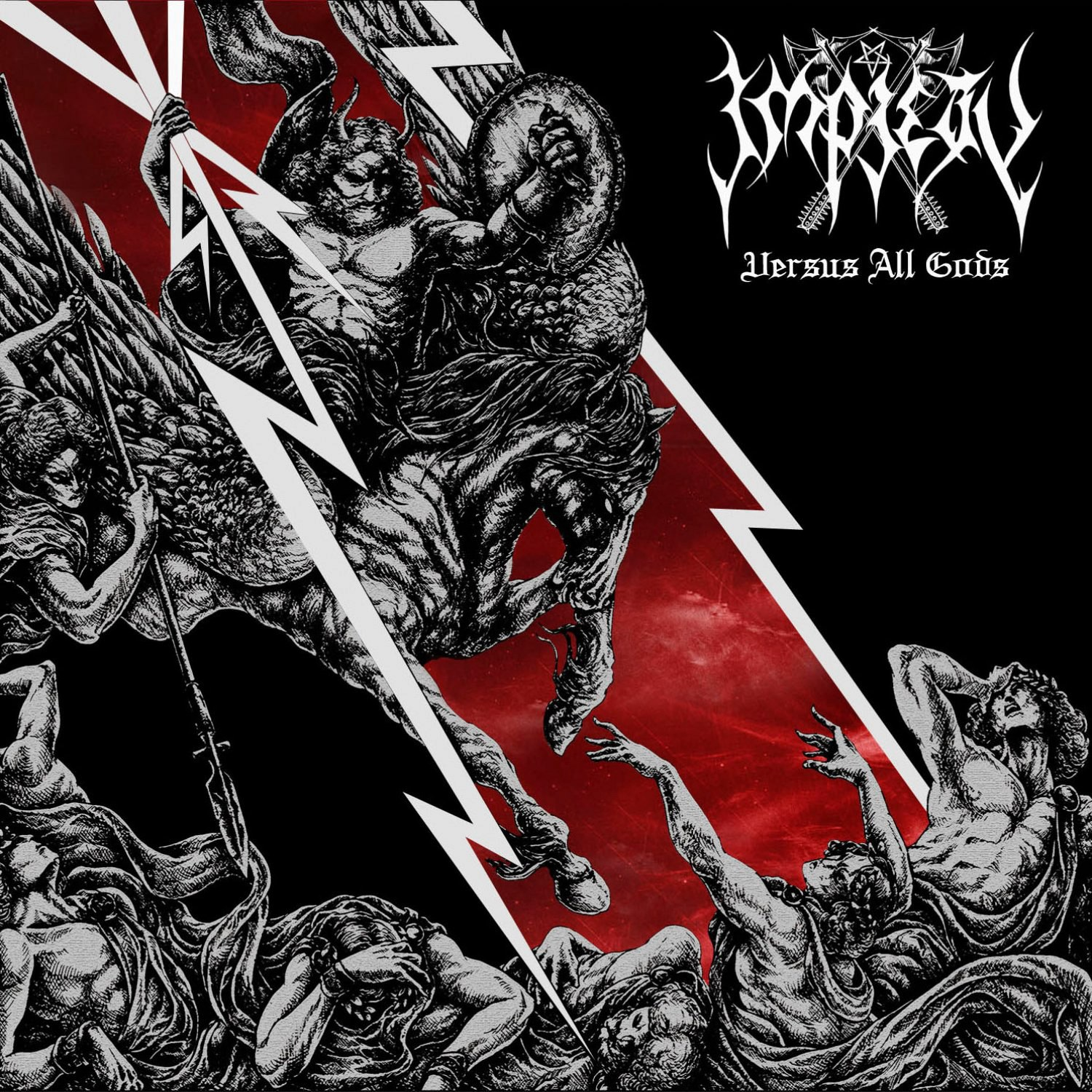 Review for Impiety - Versus All Gods