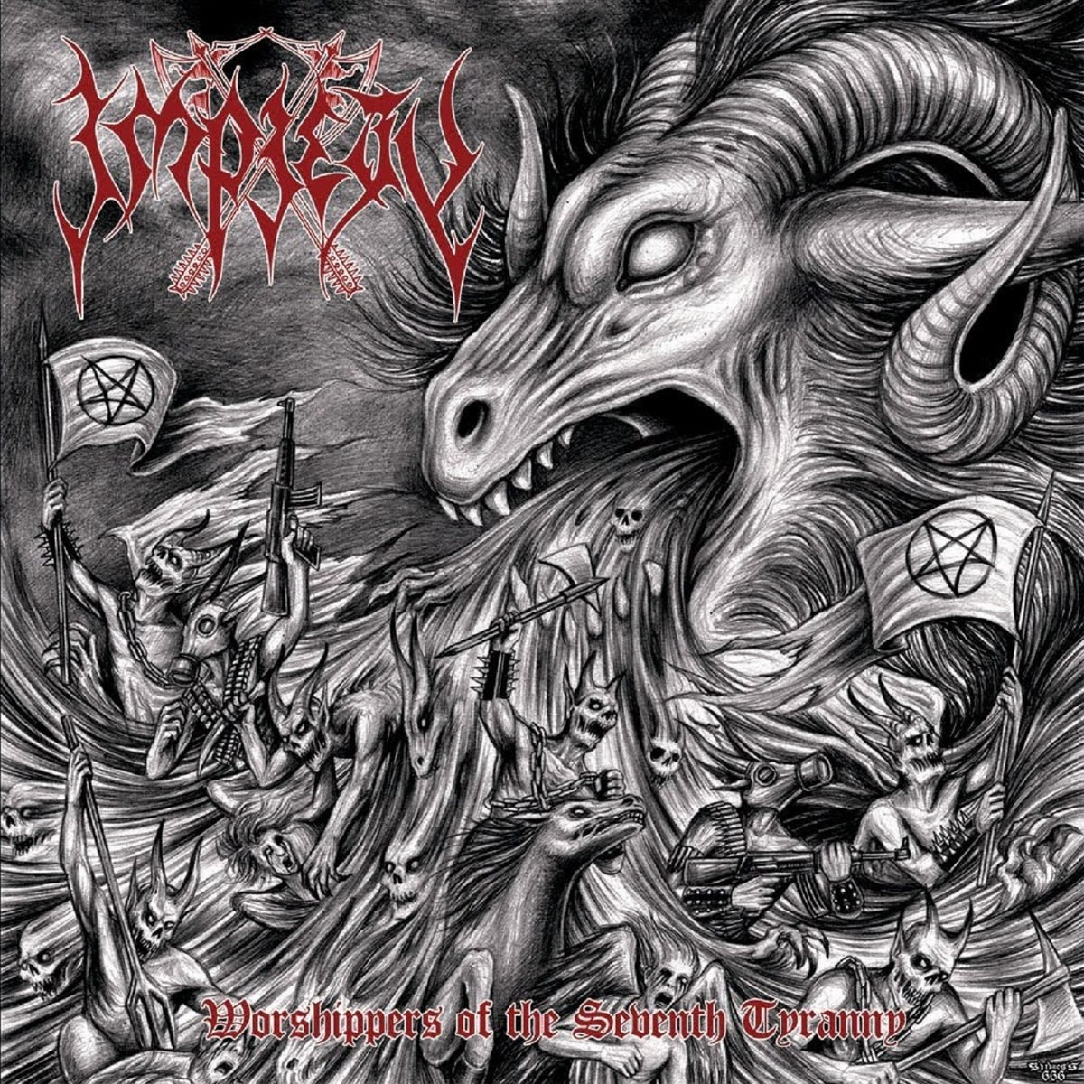 Reviews for Impiety - Worshippers of the Seventh Tyranny
