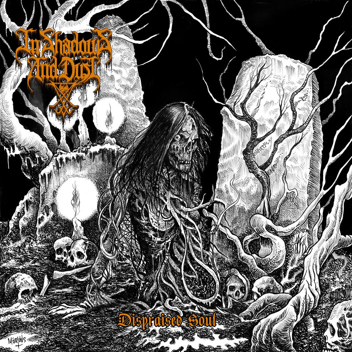 Reviews for In Shadows and Dust - Dispraised Soul