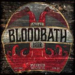 Reviews for Incursed - Beer Bloodbath