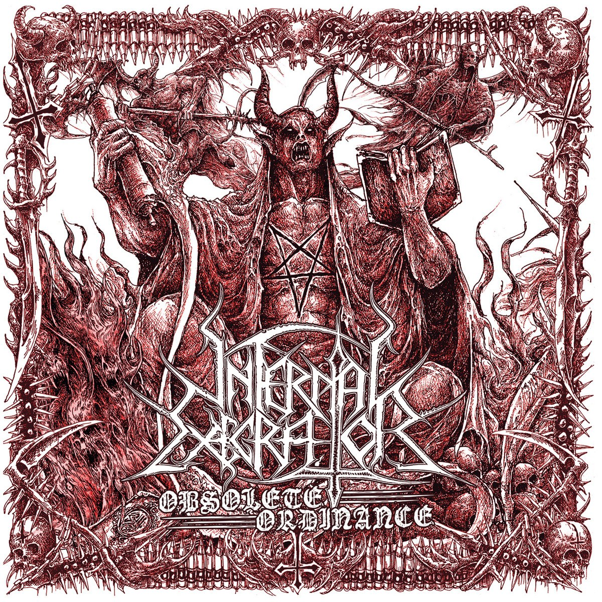 Reviews for Infernal Execrator - Obsolete Ordinance