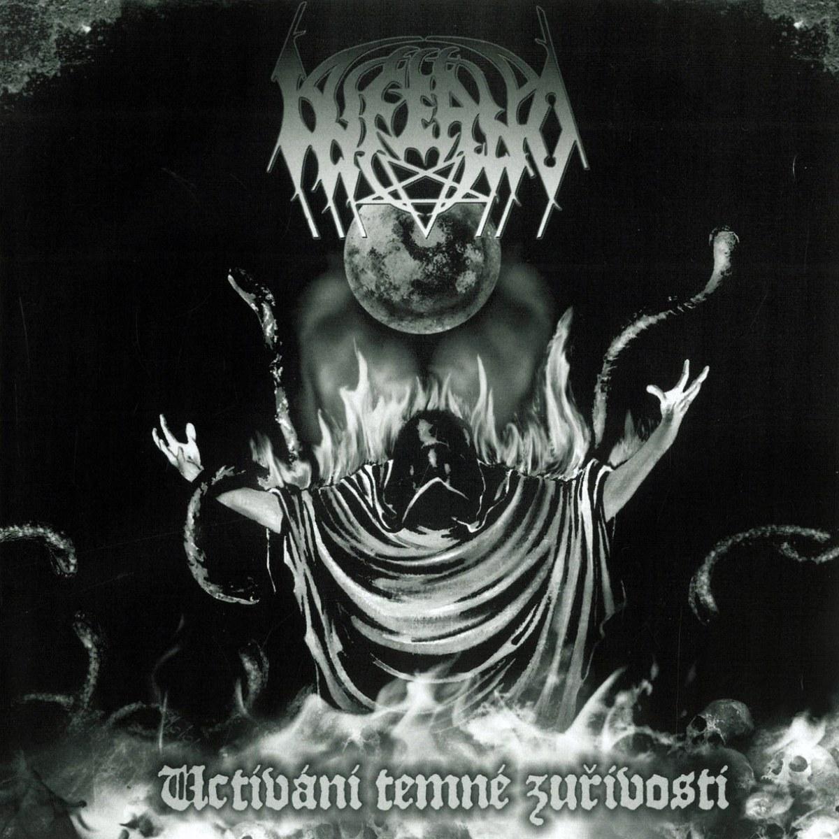 Reviews for Inferno (CZE) - Uctívání temné zuřivosti