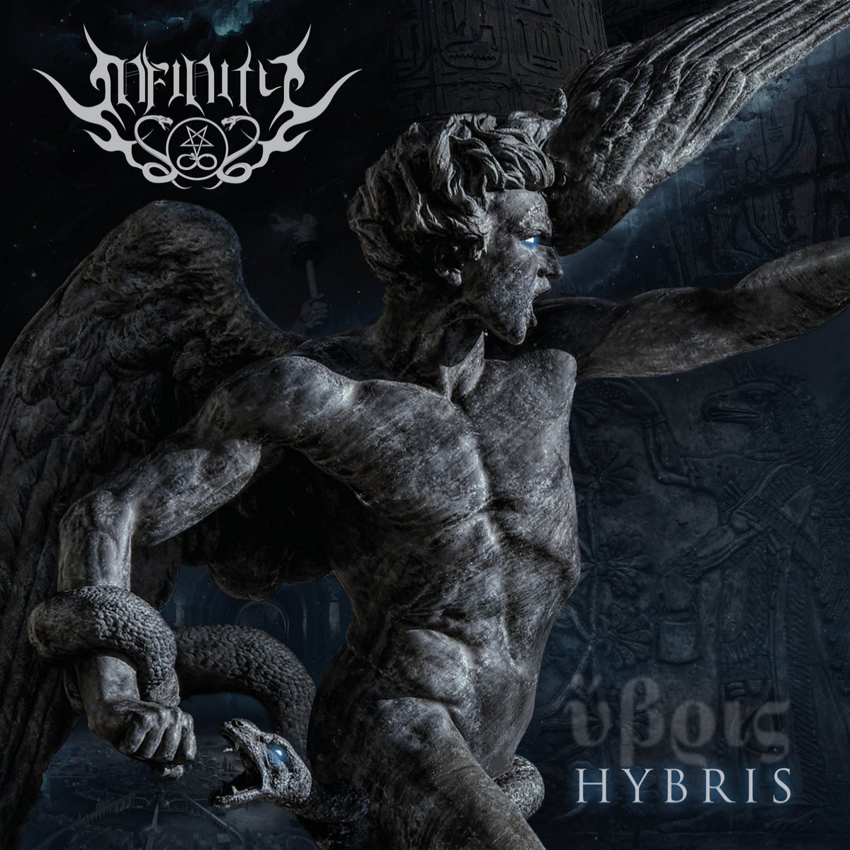 Review for Infinity - Hybris