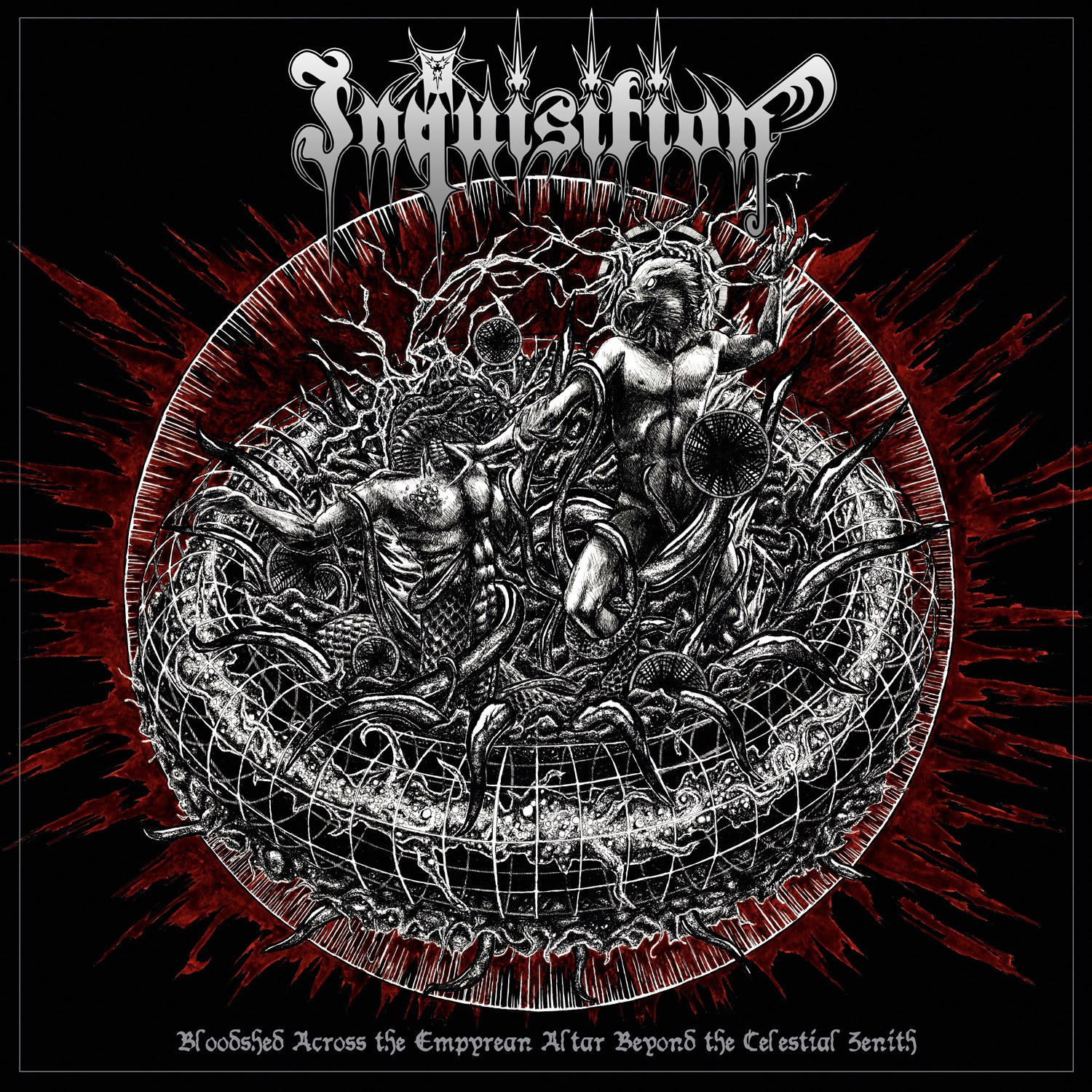 Review for Inquisition - Bloodshed Across the Empyrean Altar Beyond the Celestial Zenith