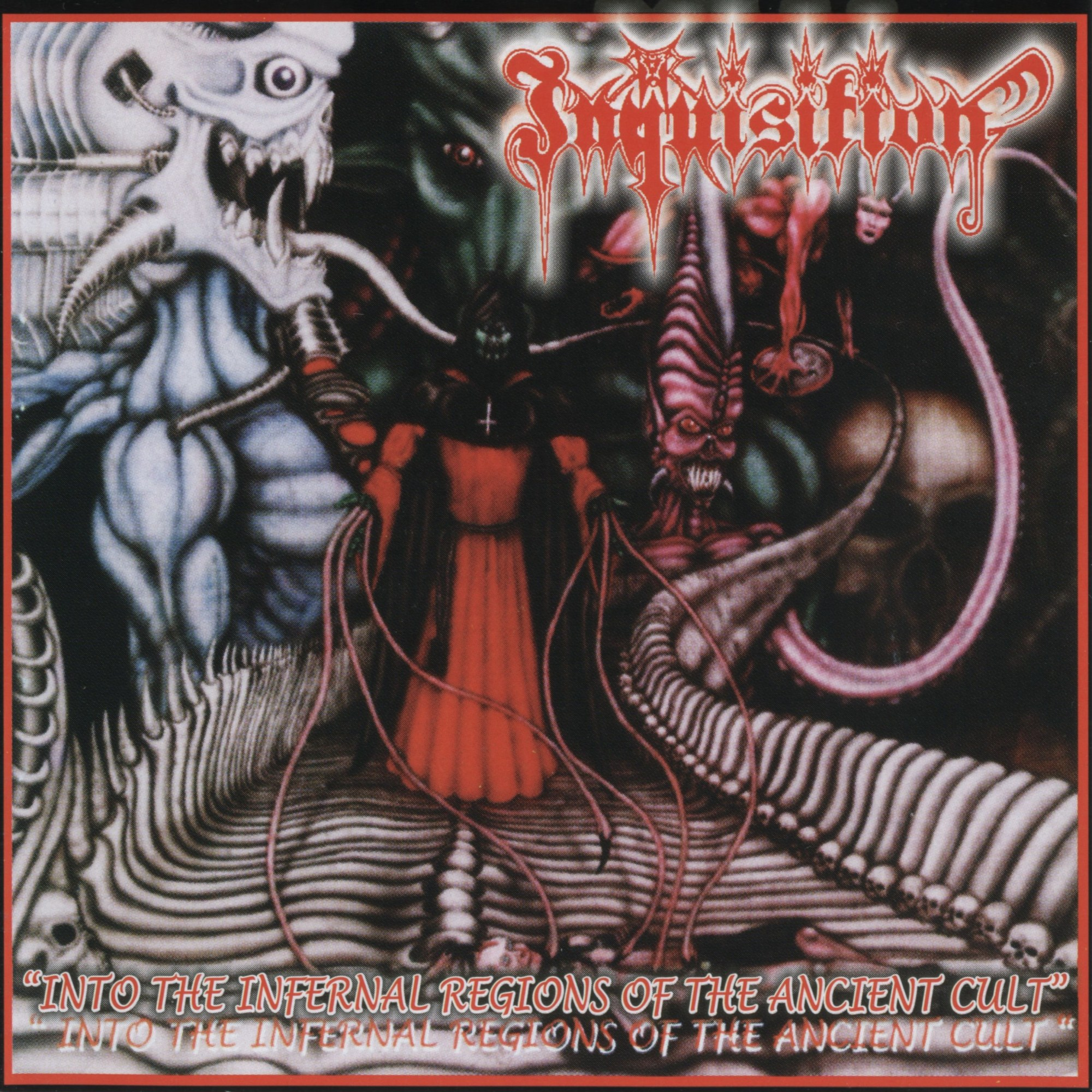 Review for Inquisition - Into the Infernal Regions of the Ancient Cult
