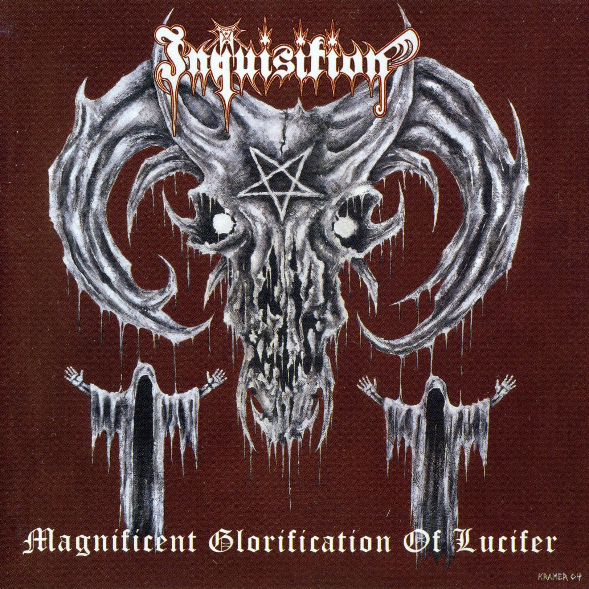 Review for Inquisition - Magnificent Glorification of Lucifer