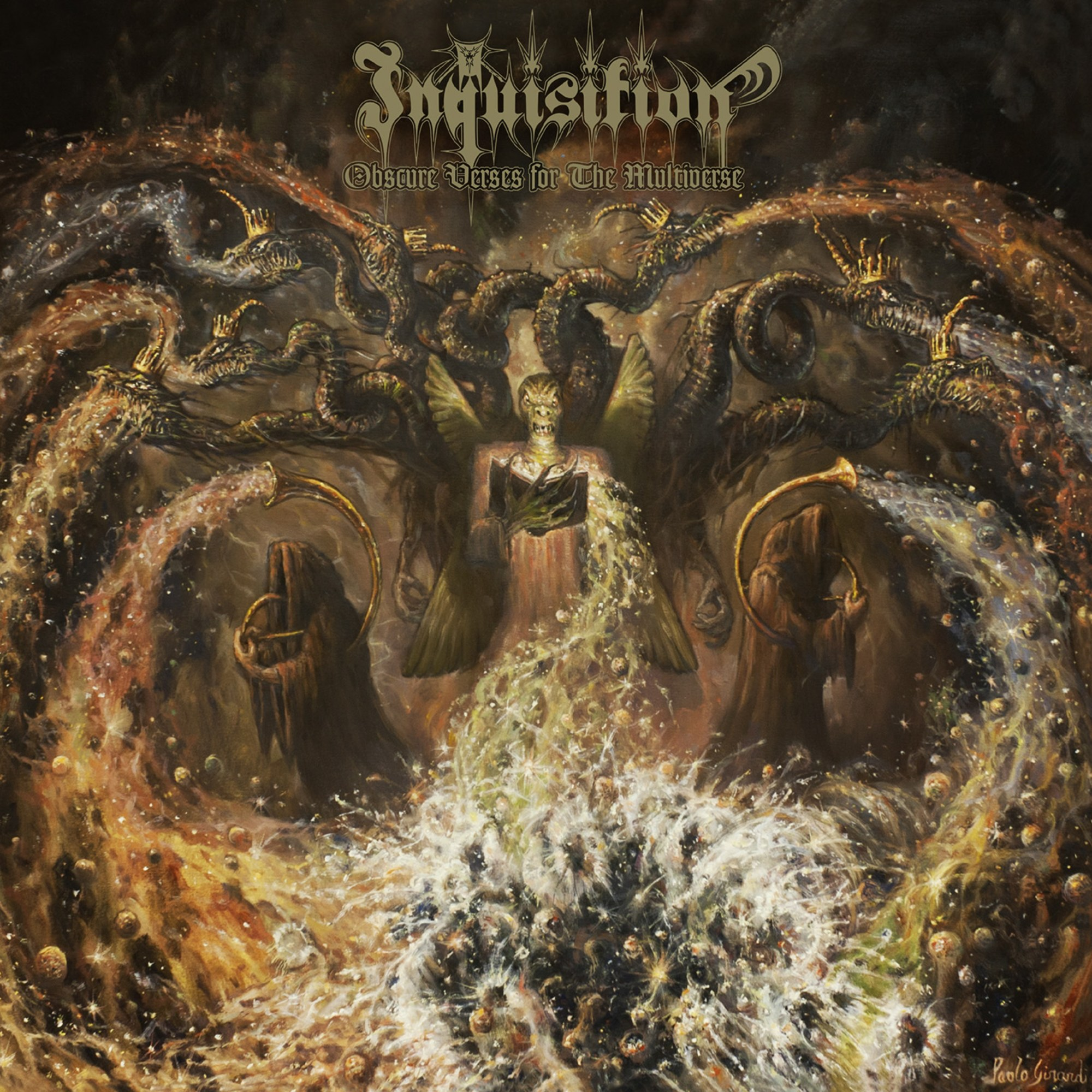 Review for Inquisition - Obscure Verses for the Multiverse