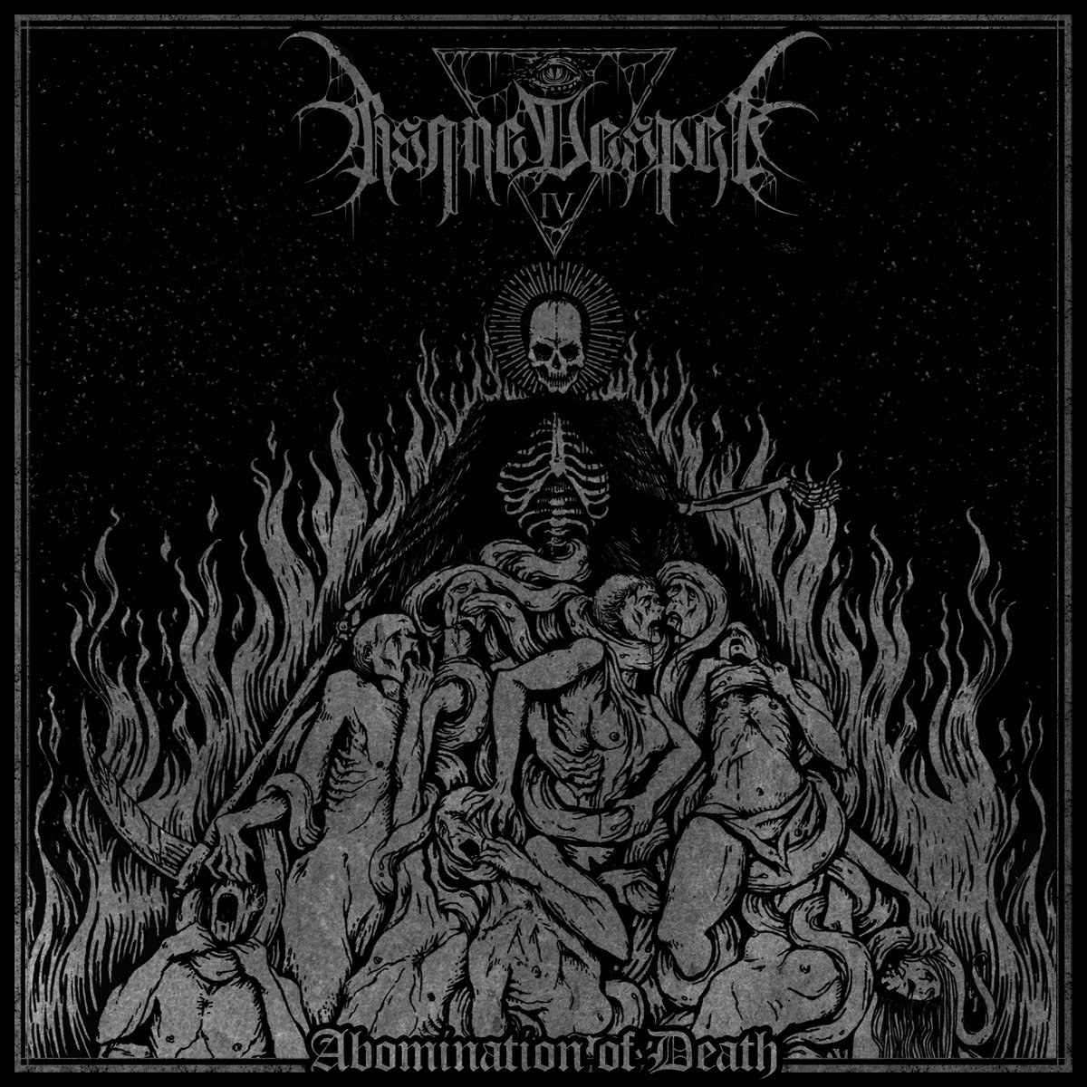 Review for Insane Vesper - Abomination of Death