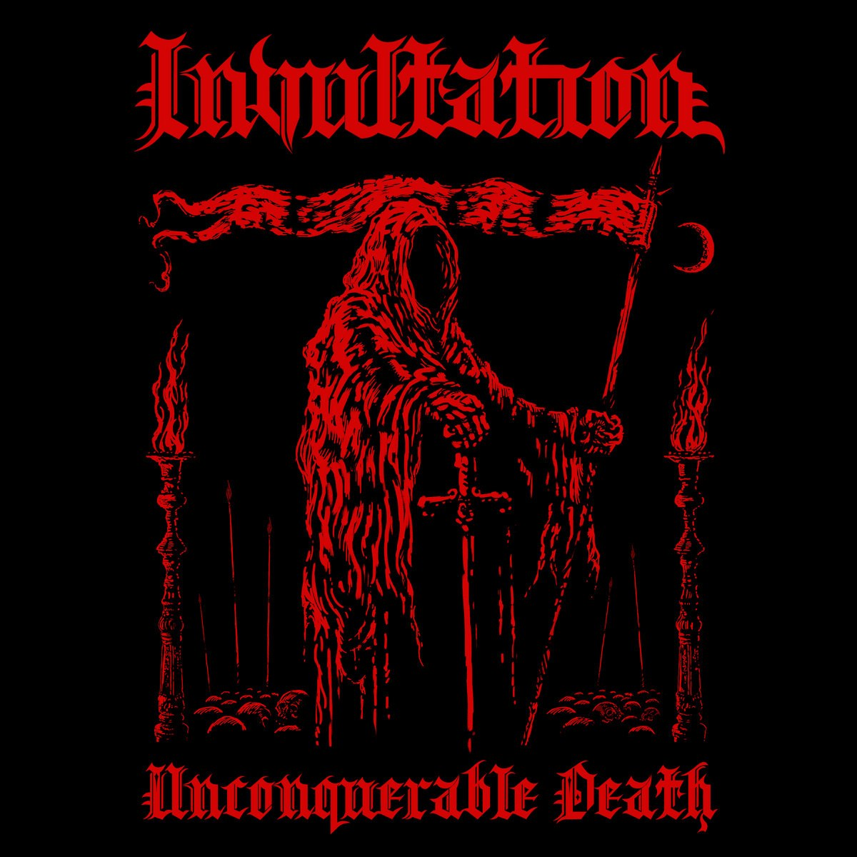 Invultation - Unconquerable Death