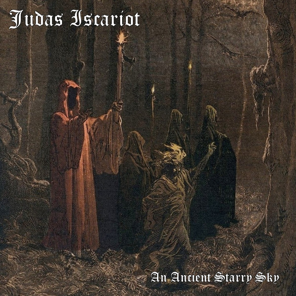 Review for Judas Iscariot - An Ancient Starry Sky