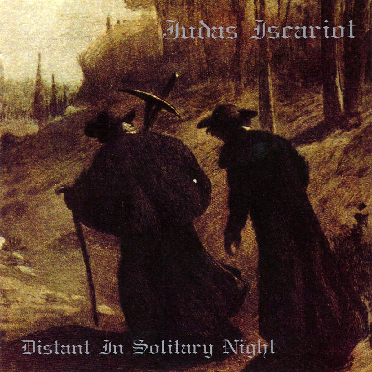 Review for Judas Iscariot - Distant in Solitary Night