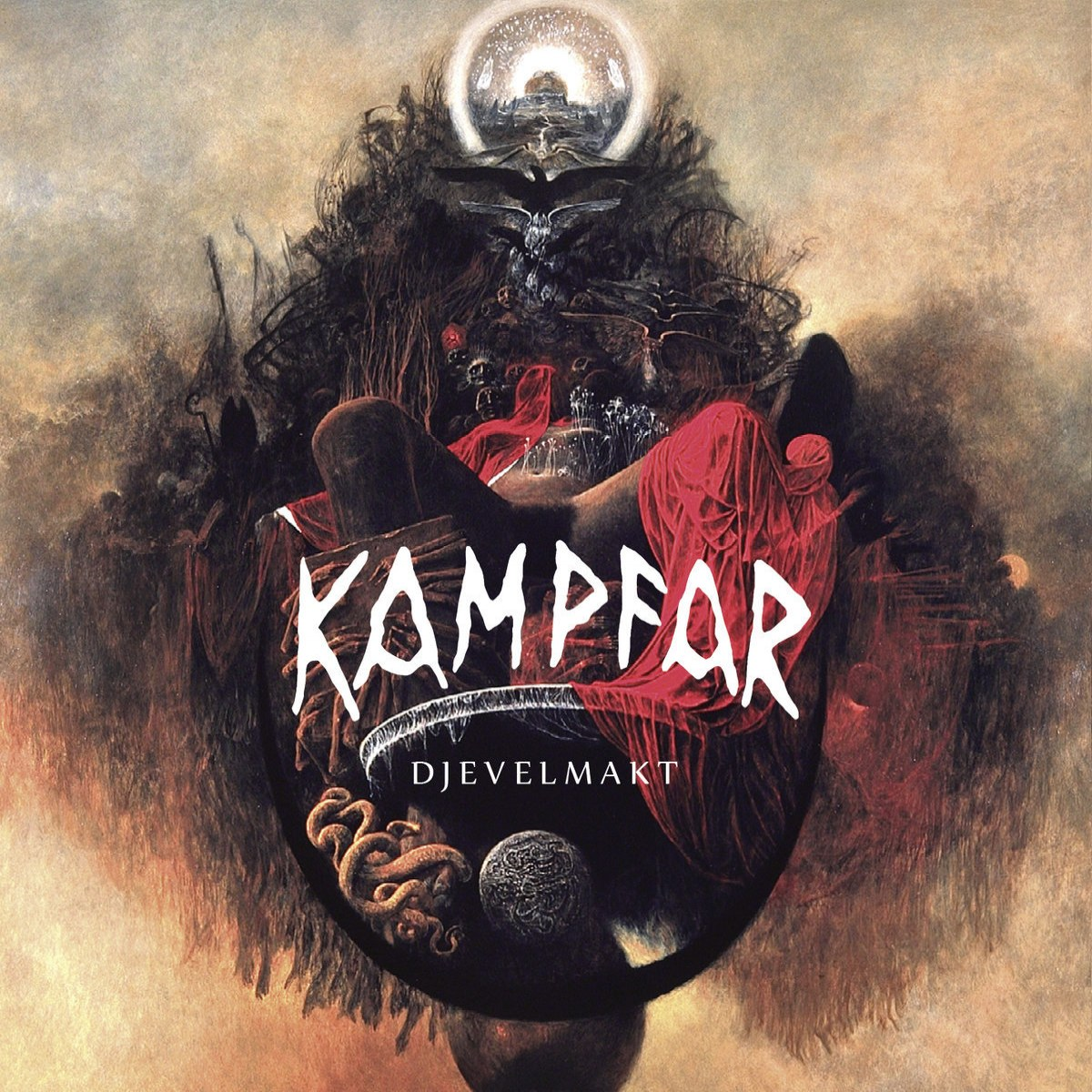 Review for Kampfar - Djevelmakt