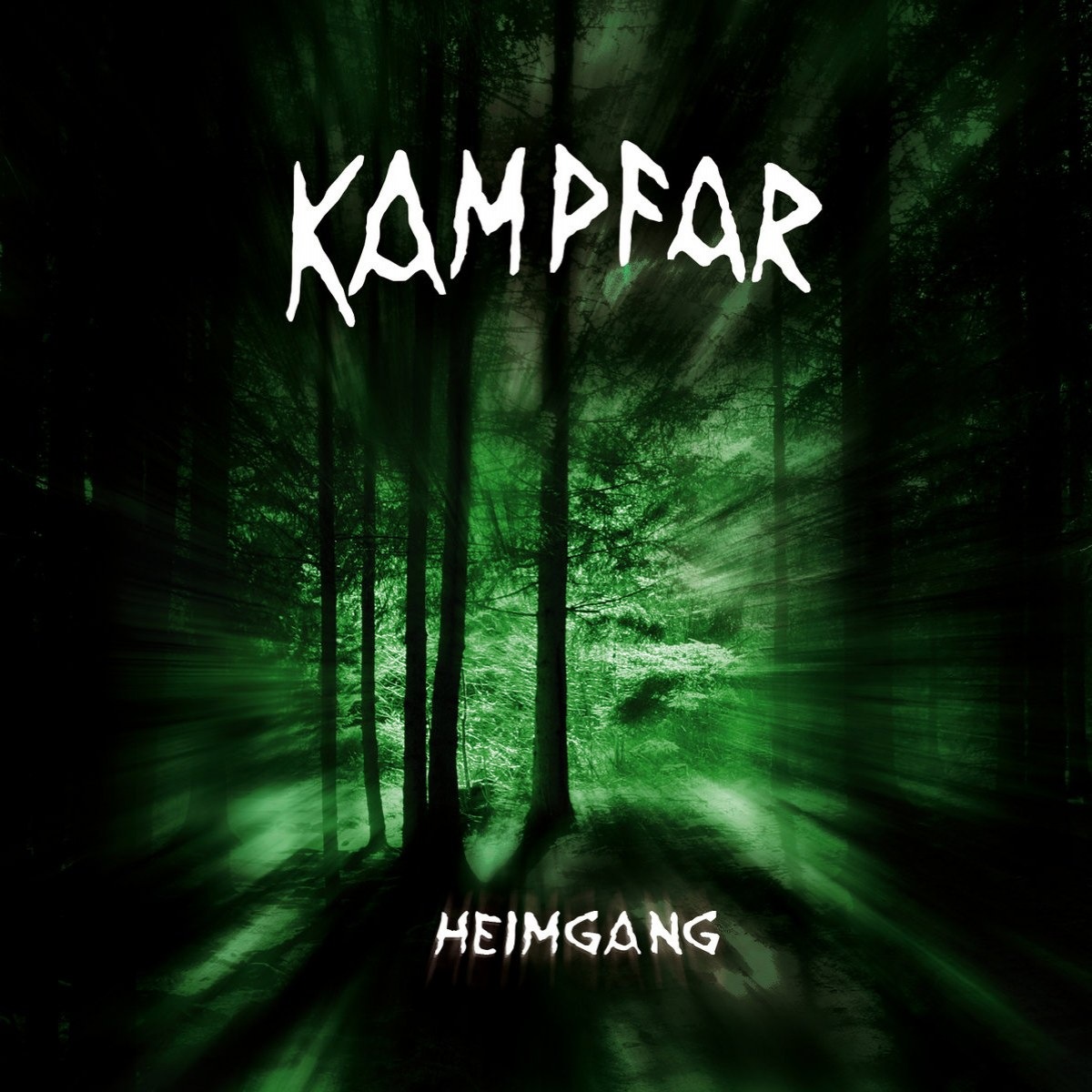 "Kampfar released ""Heimgang"", their fourth studio album."