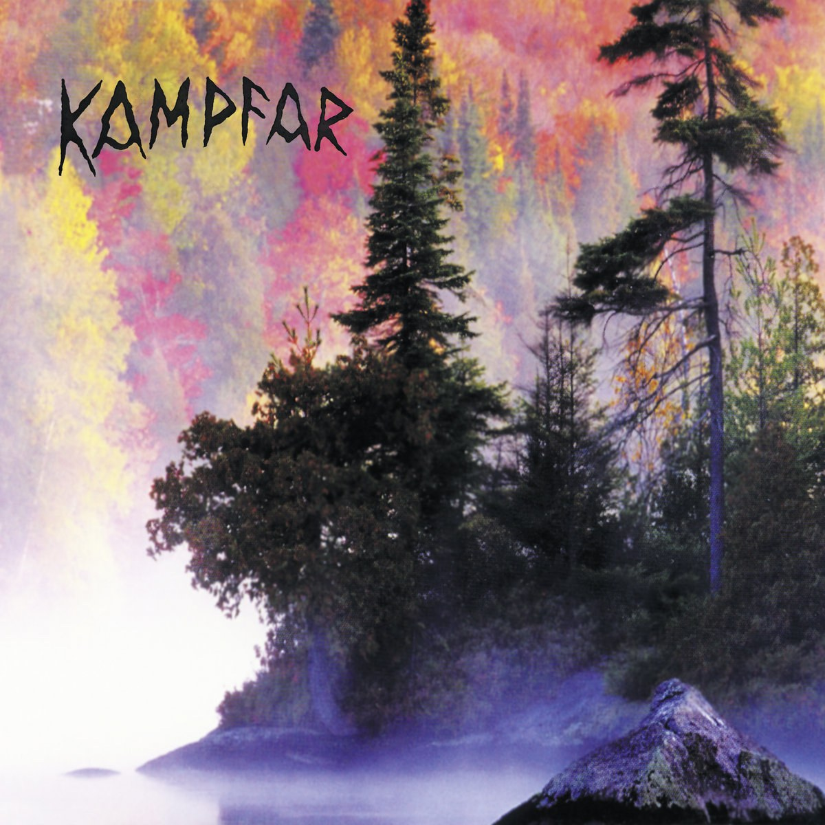 Review for Kampfar - Kampfar