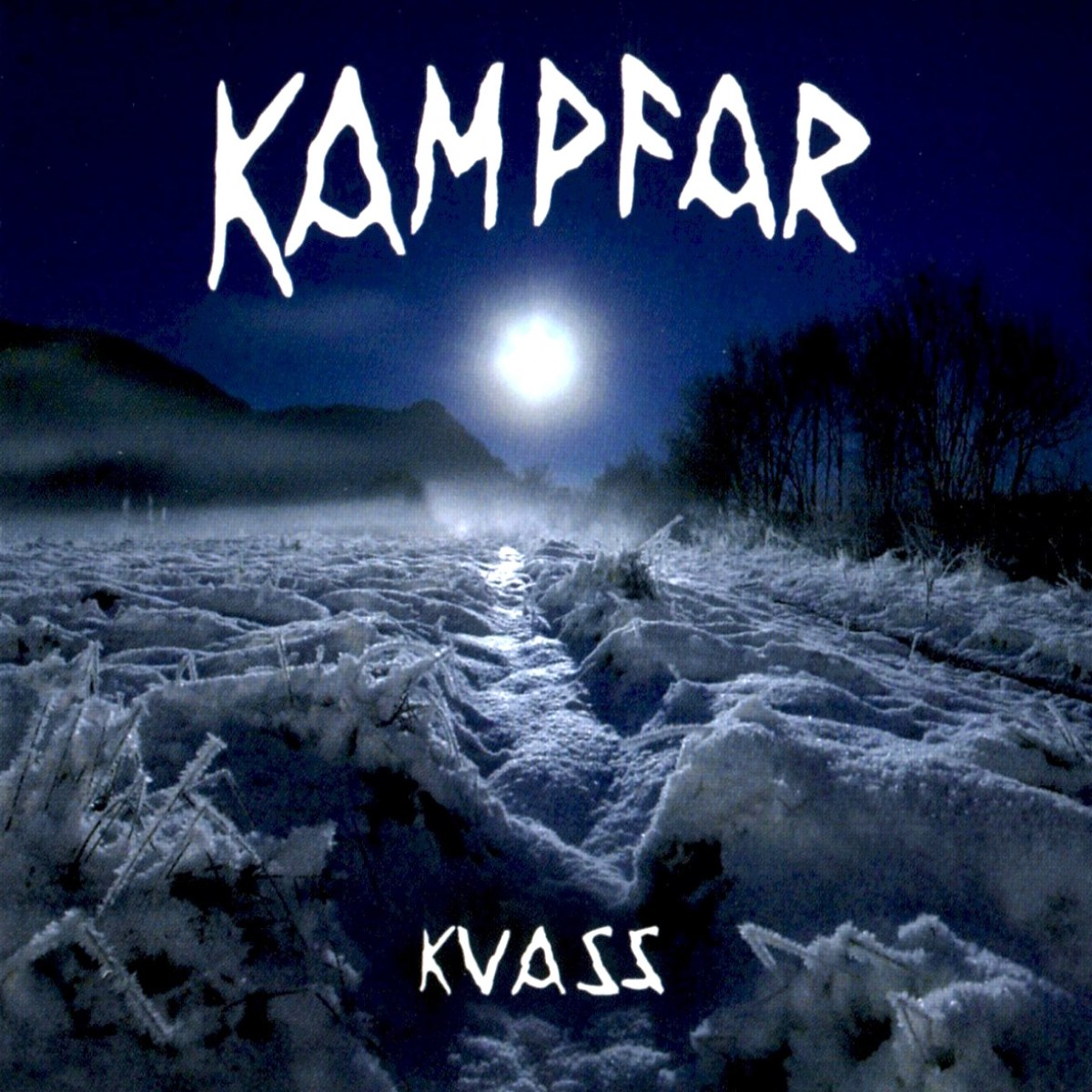 Review for Kampfar - Kvass