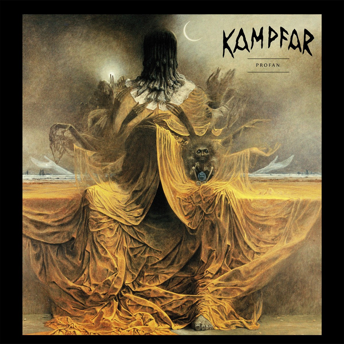 Review for Kampfar - Profan