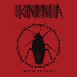 Review for Kapala (IND) - Infest Cesspool