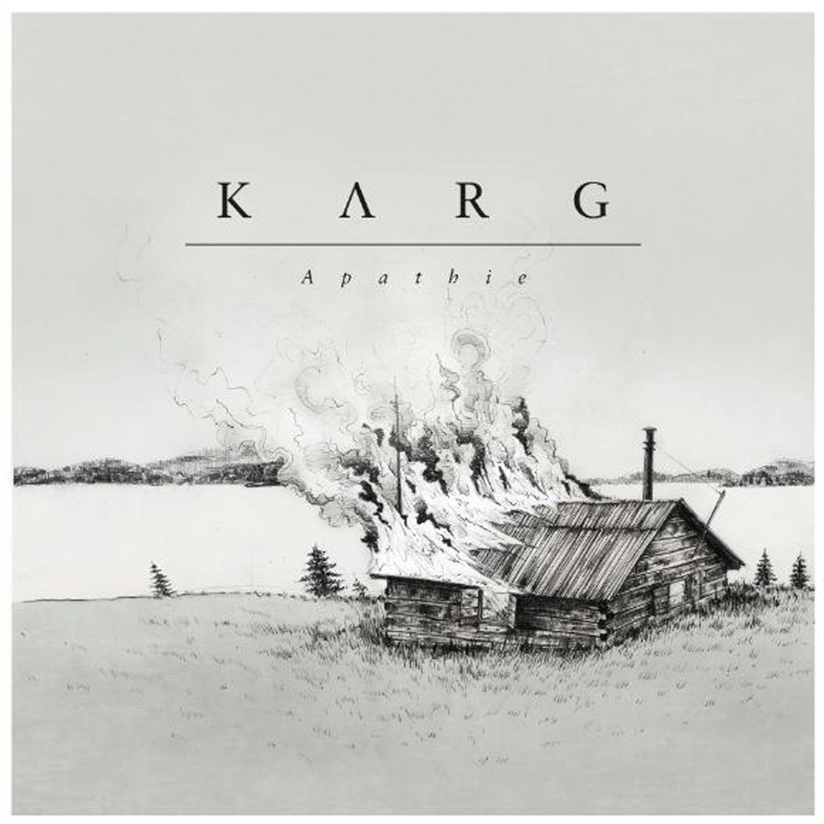 Review for Karg - Apathie