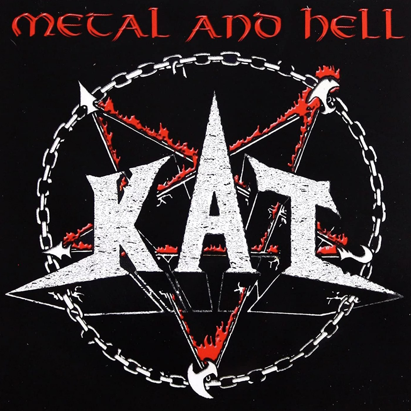 Review for Kat (POL) - Metal and Hell