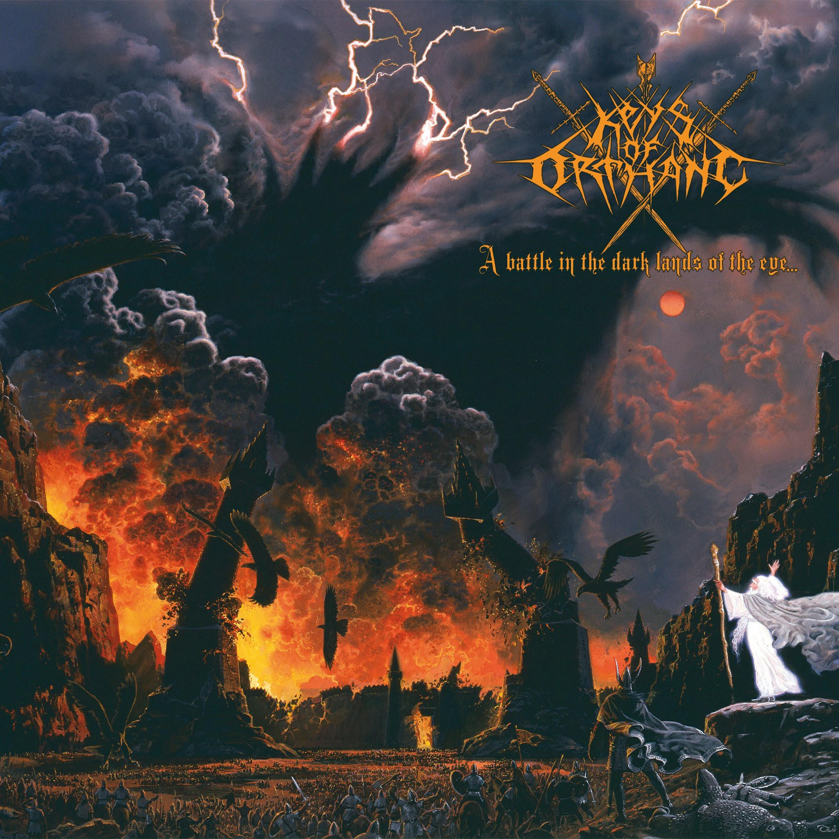 Reviews for Keys of Orthanc - A Battle in the Dark Lands of the Eye…