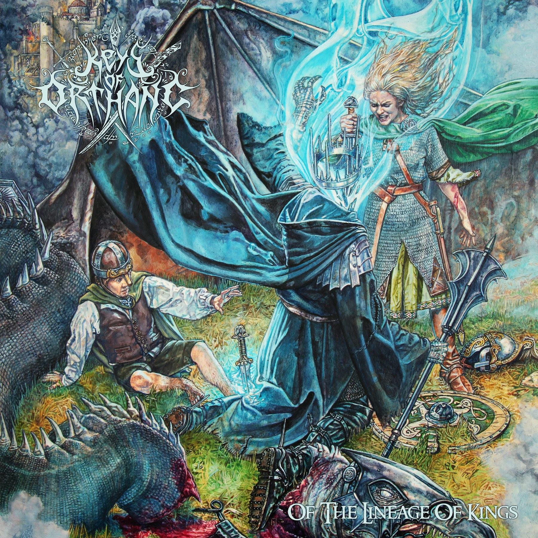Reviews for Keys of Orthanc - Of the Lineage of Kings