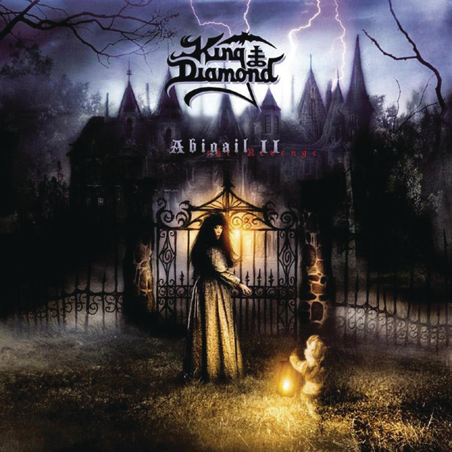 Review for King Diamond - Abigail II: The Revenge
