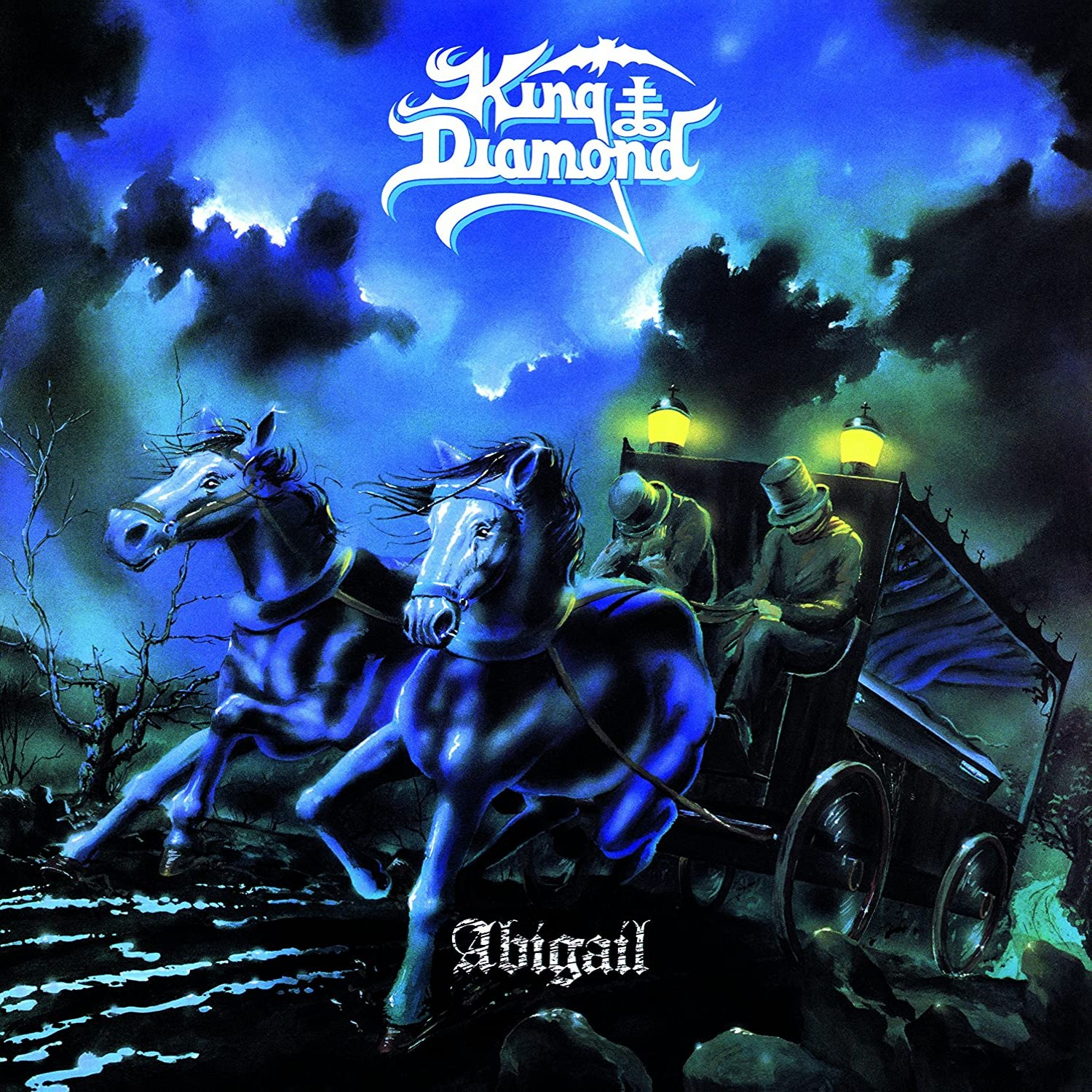 Review for King Diamond - Abigail