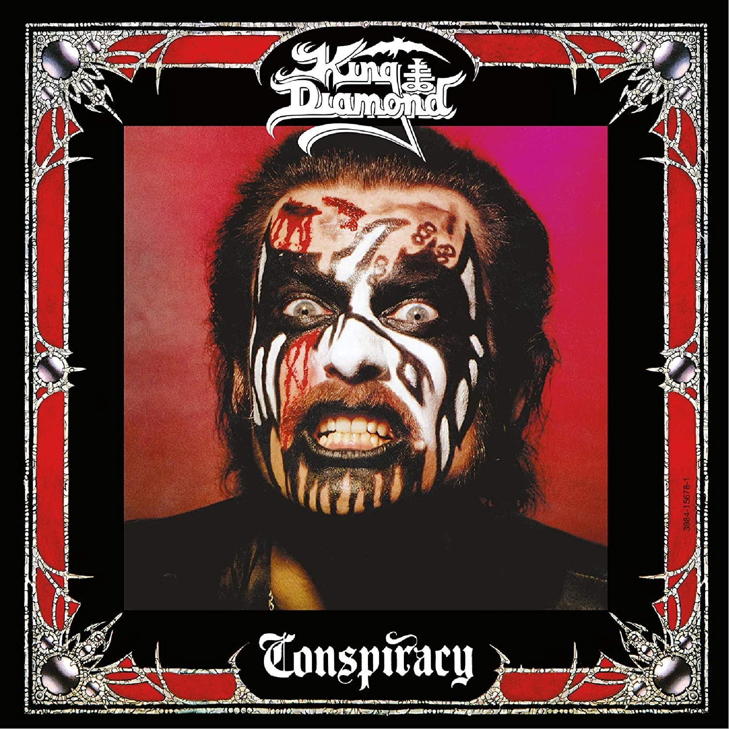 Review for King Diamond - Conspiracy