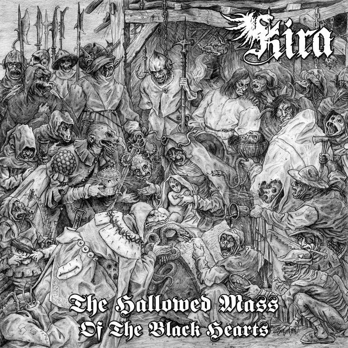Reviews for Kira - The Hallowed Mass of the Black Mass