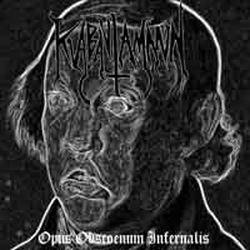 Review for Klabautamann - Opus Obscoenum Infernalis