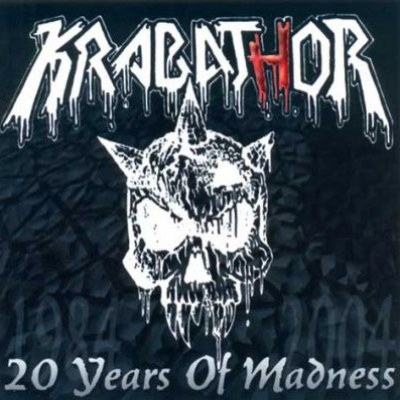 Reviews for Krabathor - 20 Years of Madness