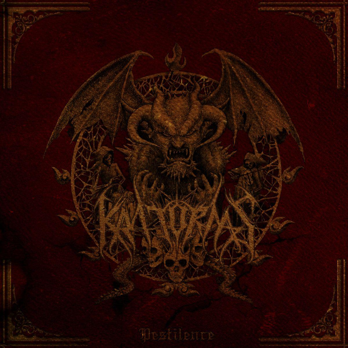 Review for Kratornas - Pestilence