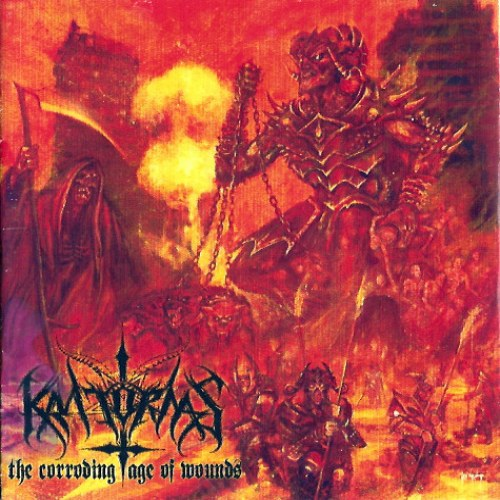 Review for Kratornas - The Corroding Age of Wounds