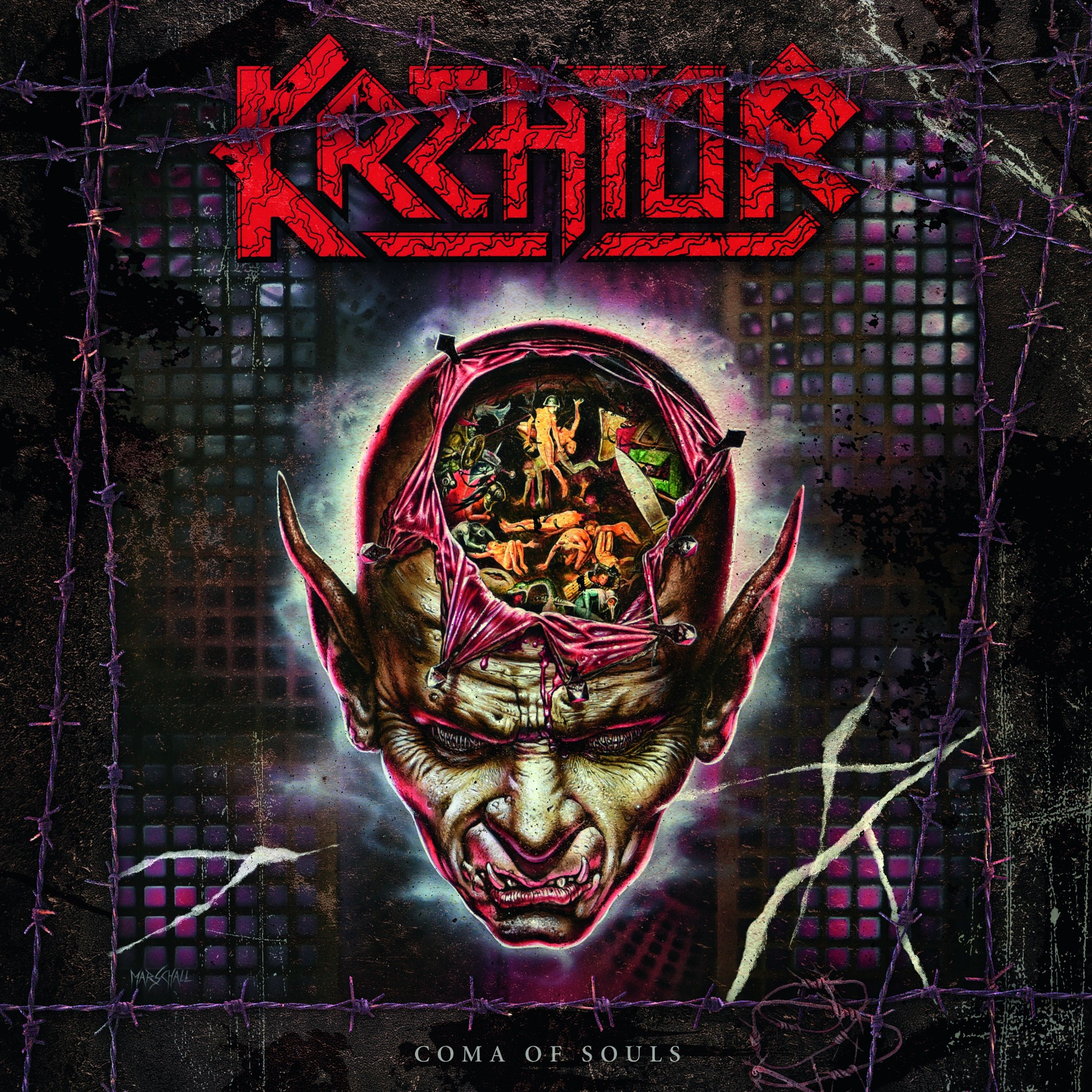 Review for Kreator - Coma of Souls