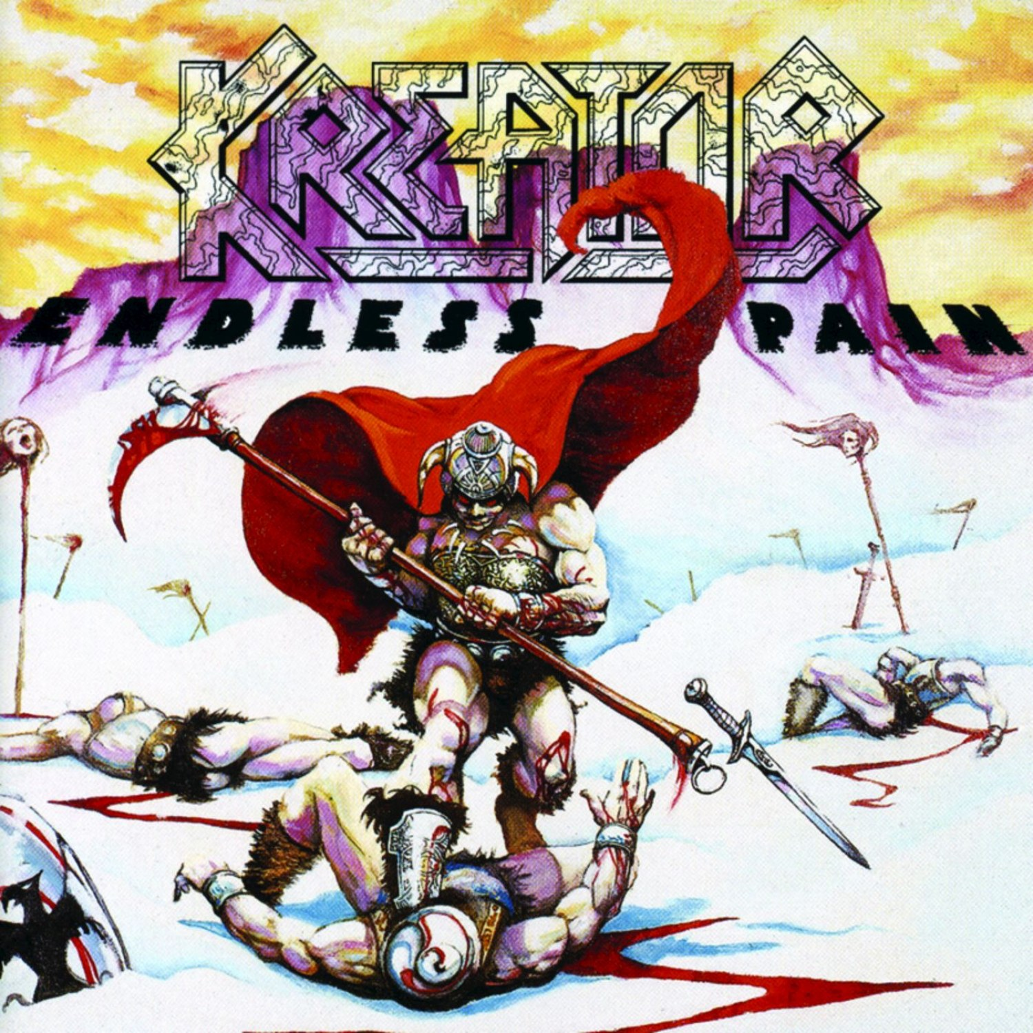 Review for Kreator - Endless Pain