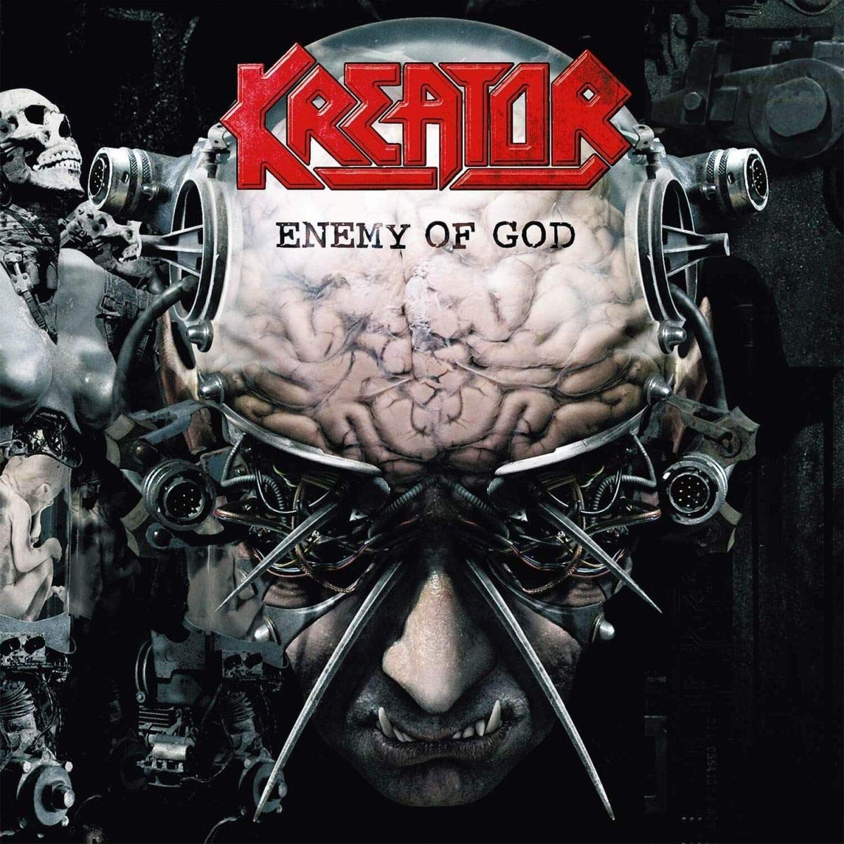 Review for Kreator - Enemy of God