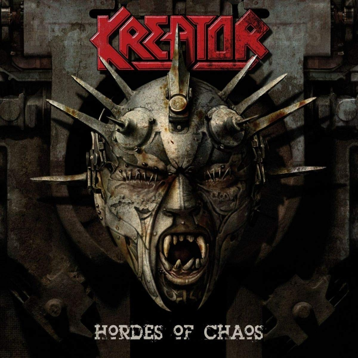 Review for Kreator - Hordes of Chaos