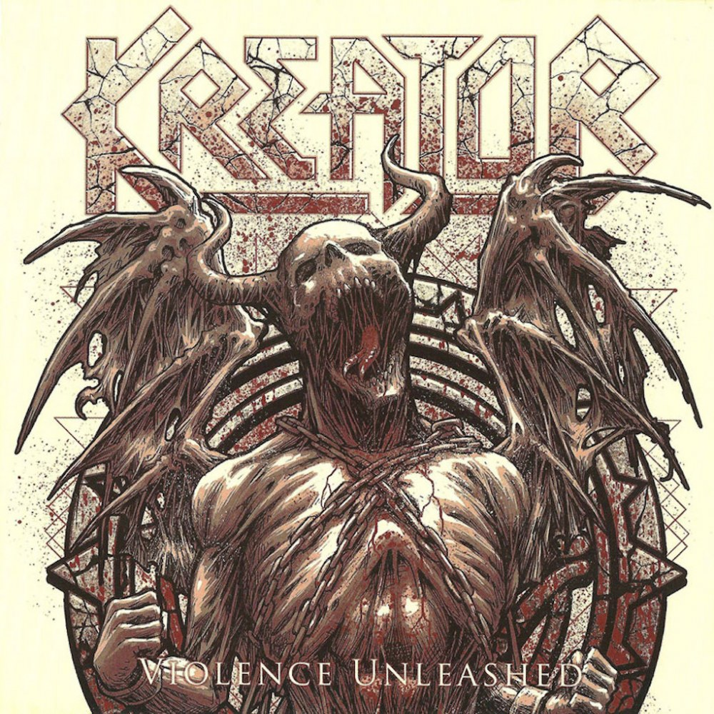Review for Kreator - Violence Unleashed