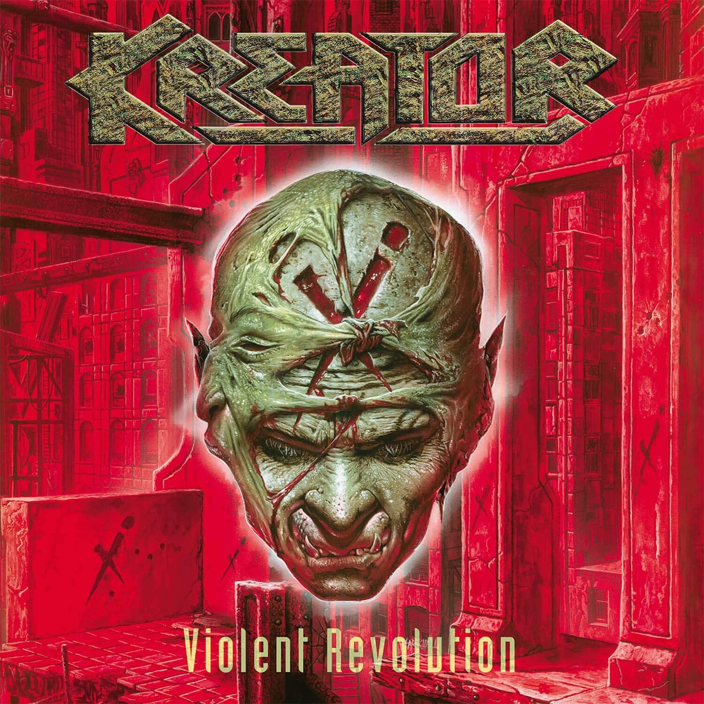 Reviews for Kreator - Violent Revolution