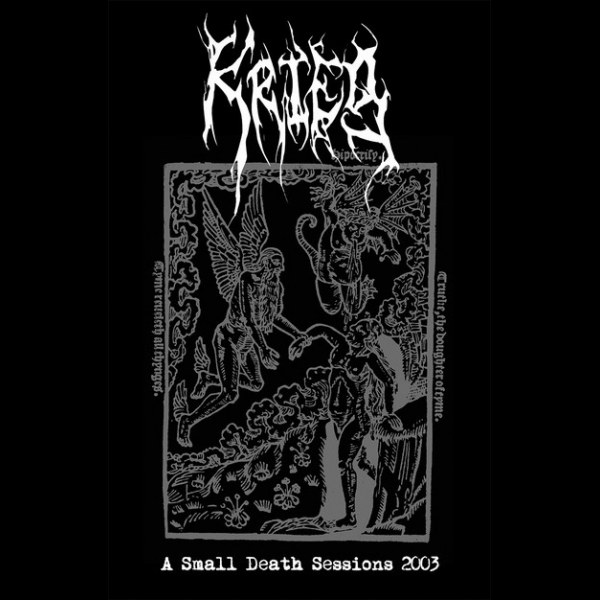 Review for Krieg - A Small Death Sessions 2003