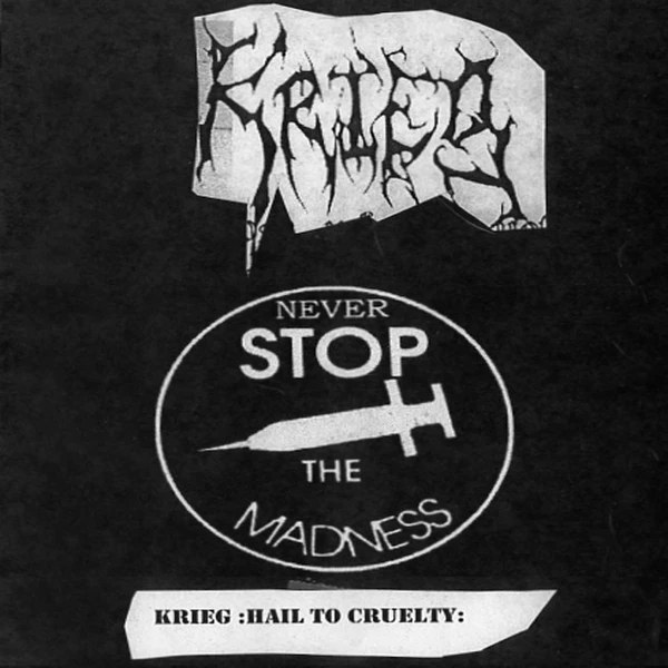 Review for Krieg - Hail to Cruelty