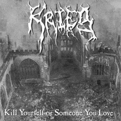 Review for Krieg - Kill Yourself or Someone You Love