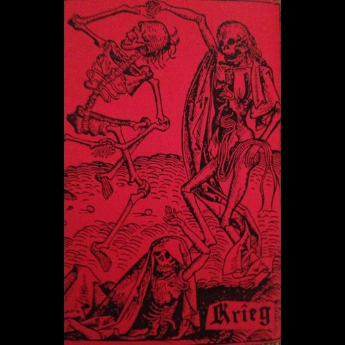 Review for Krieg - Tormenting Necrometal