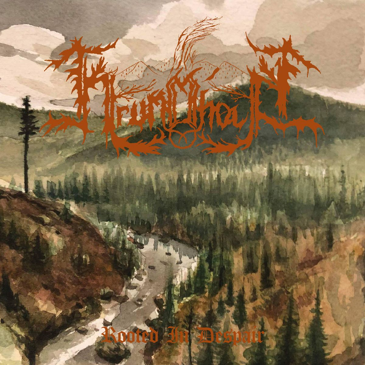 Review for Krummholz - Rooted in Despair