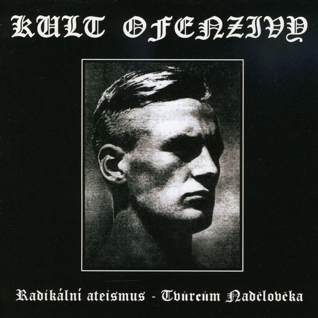 Review for Kult Ofenzivy - Radikální Ateismus - Tvůrcům Nadčlověka