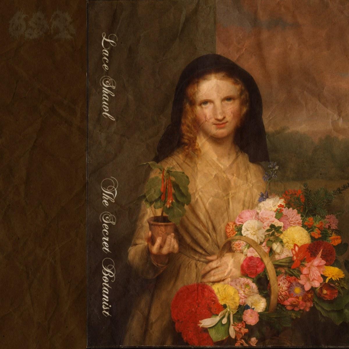 Lace Shawl - The Secret Botanist
