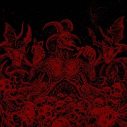 Review for Law of Contagion - Woeful Litanies from the Nether Realms