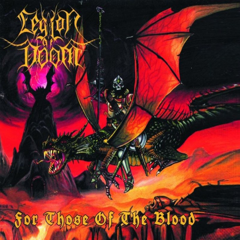 Review for Legion of Doom (GRC) - For Those of the Blood