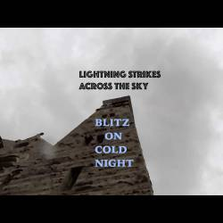 Reviews for Lightning Strikes Across the Sky - Blitz on Cold Night