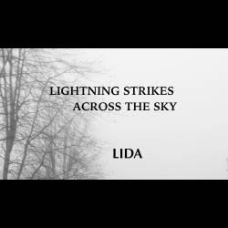 Lightning Strikes Across the Sky - Lida